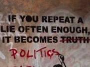 Afbeeldingsresultaat voor lying politicians