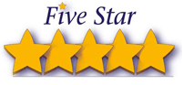 5 Star Vacation Rental Reviews
