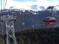 Whistler Peak 2 Peak Gondola World Record