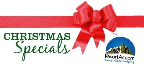 Whistler Christmas Rental Specials