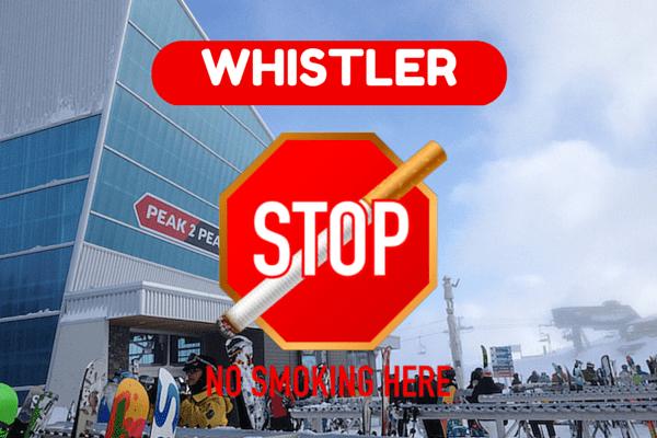 Whistler Bans Smoking