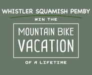Whistler Mountain Bike Trip Giveaway :: Enter Free Draw to Win
