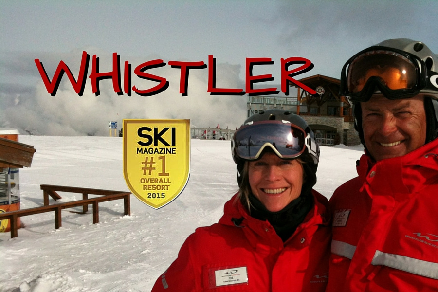 Whistler Rated #1 by Ski Magazine