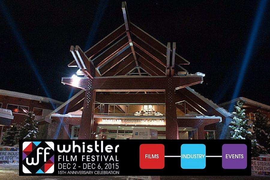 Whistler Film Festival 2015 Info