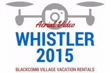 Whistler Aerial Video of Blackcomb Village Rentals