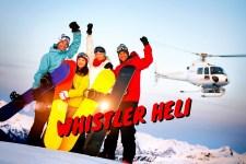 Whistler Heli Skiing & Heli Boarding
