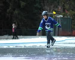 skating in whistler
