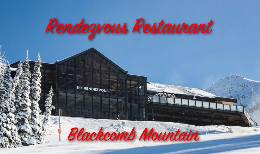 Rendezvous Restaurant on Blackcomb Mountain 2016