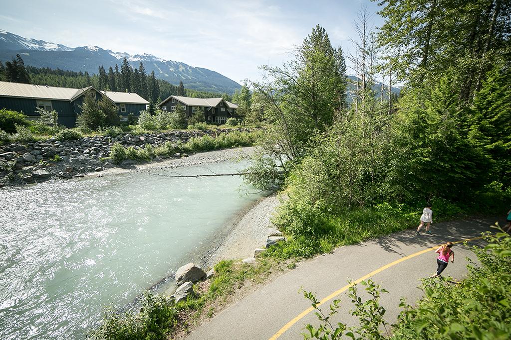 Whistler Half Marathon/Sean St Denis