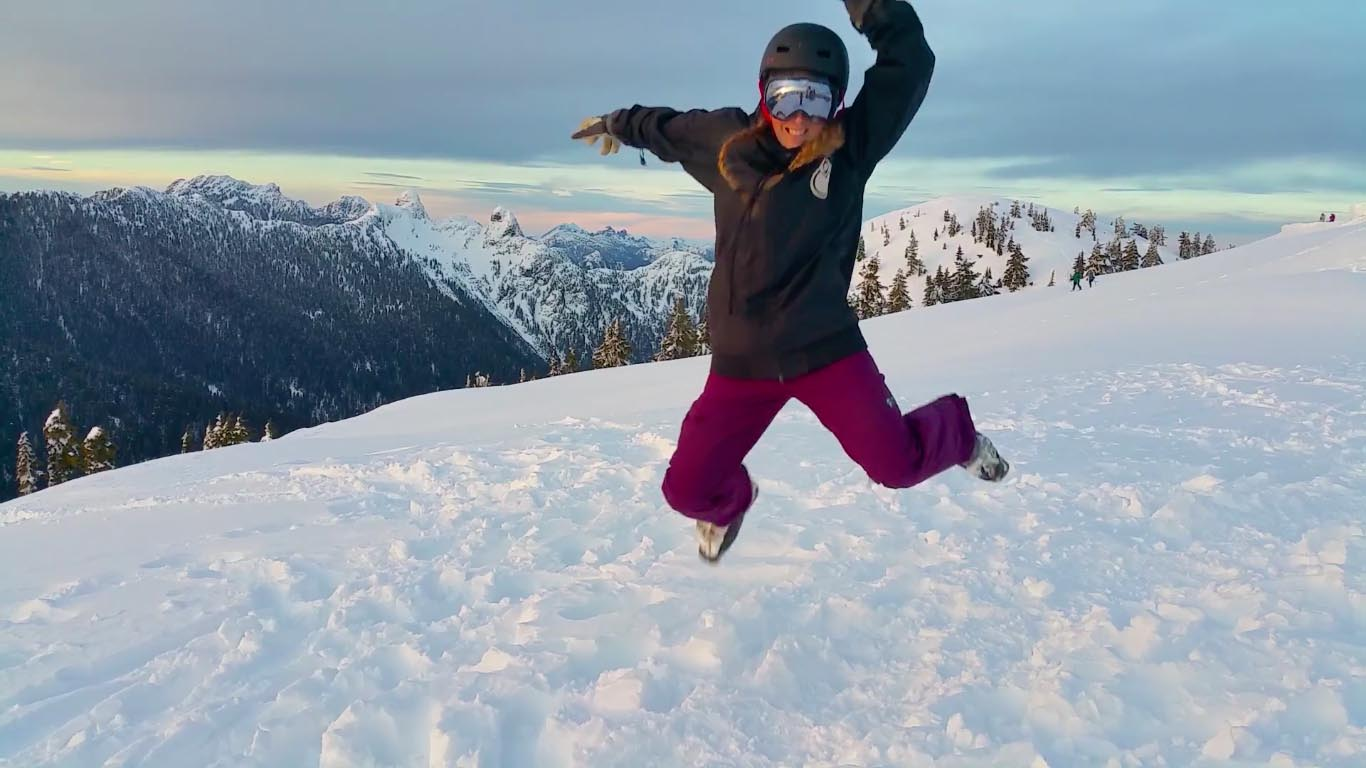 Excited for Winter! Whistler 2017