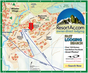 Whistler Aspens Accommodations by Owner - Deals & Last Minute Specials - Blackcomb Village
