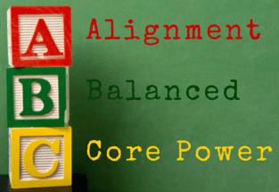 Ski Fitness Alignment Balanced Core Power