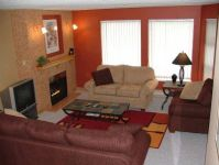 2 Bedroom, 2 Bath - Greyhawk, Blueberry Hill - Hot Tub Pictures