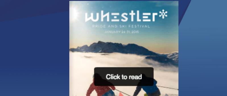 Festival Guide Whistler Pride Online