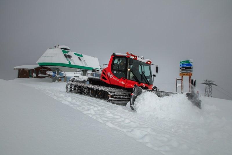 Love Snow at Whistler Blackcomb