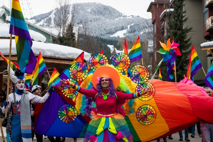 Whistler Pride Celebrates 26 Years