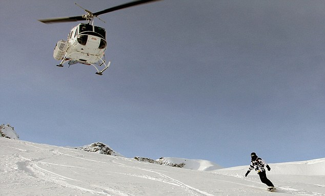 Whistler Heli Skiing and Boarding