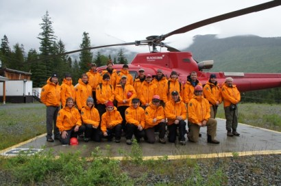 team-at-heliport-june-2012