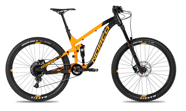 norco range a7.3 rental bike