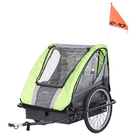 rental bike trailer