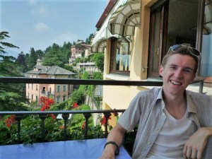 Ross in Italy