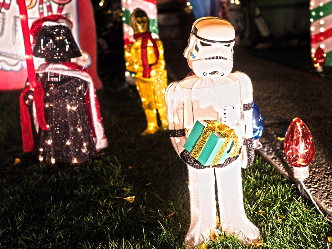 Death Star Christmas Small