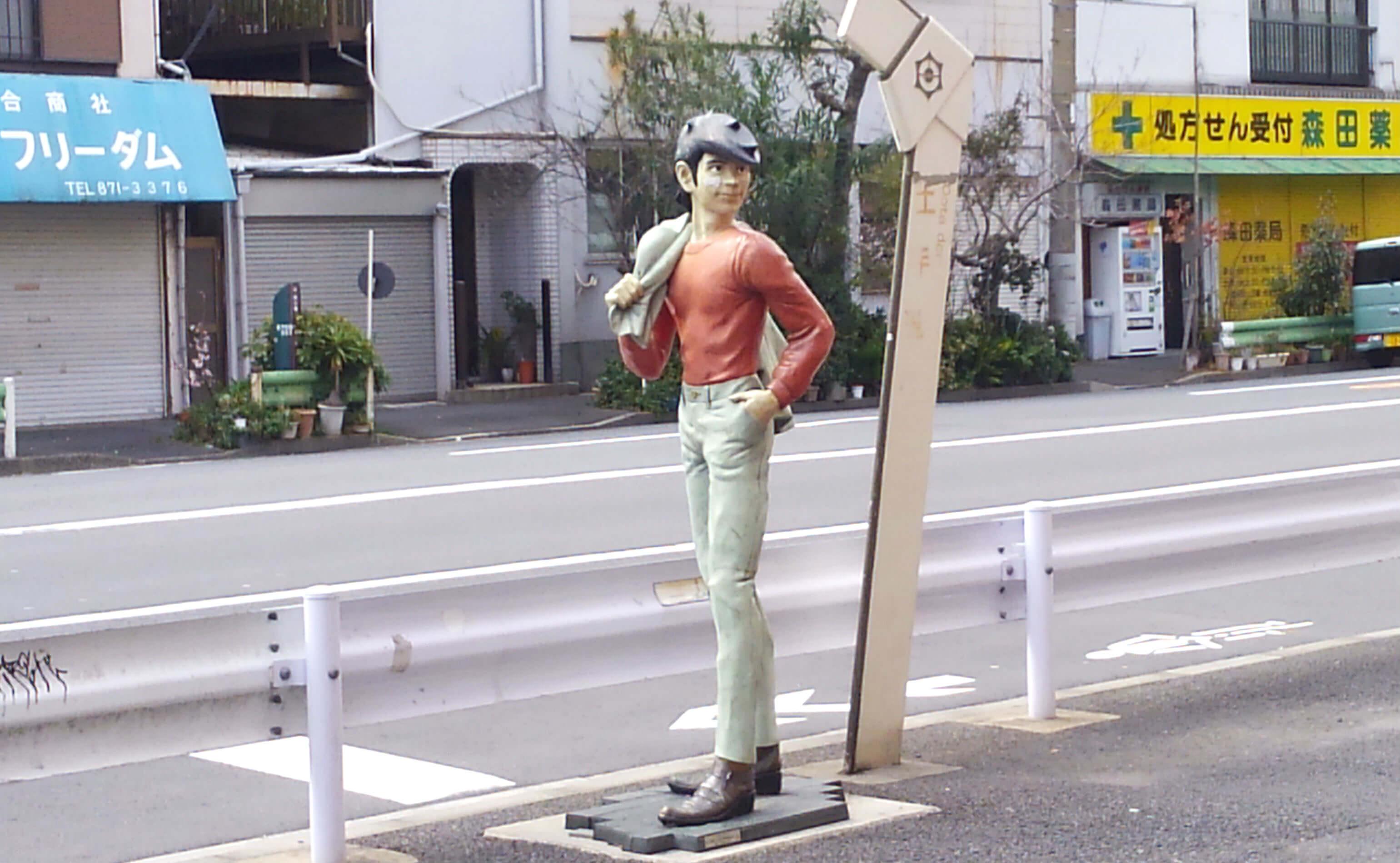 statue_Joe Yabuki_Sanya