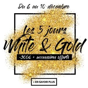 -300€ sur toutes vos robes de mariée chez White Boutik