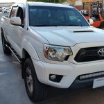 Toyota Tacoma 2nd Gen 2005 2015 Rock Sliders White Knuckle Off Road Products