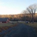 Barn road