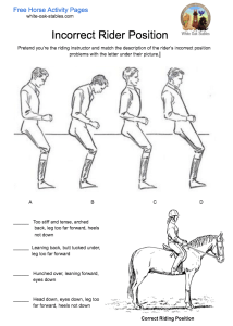 incorrect-riding-position