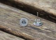 Spiral Stud Earrings 8