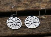 Silver Fruit Earrings 2