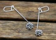 Lopng Flower Earrings 4
