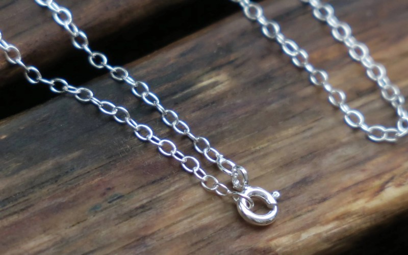 Sterling Silver Chain 1