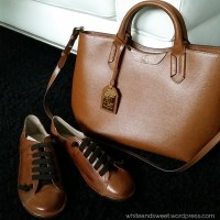 Ralph Laurenin upea laukku