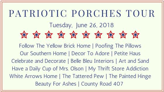 Patriotic Porches