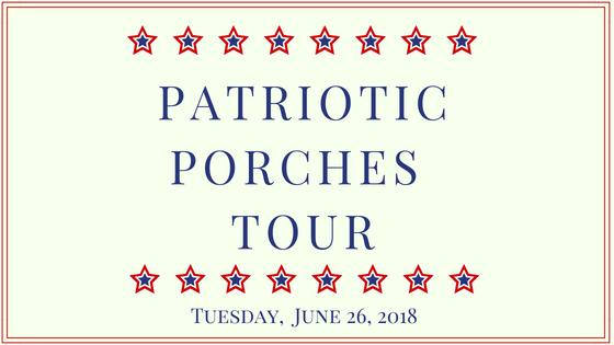 Patriotic Porches Tour