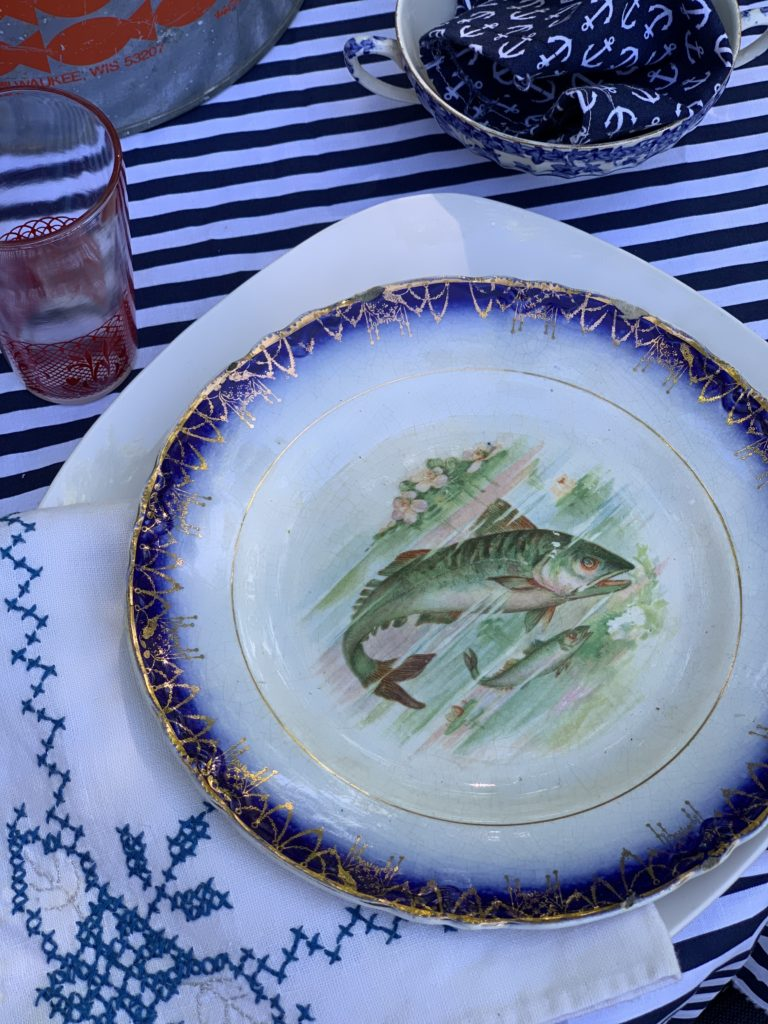 fish-dishes-vintage