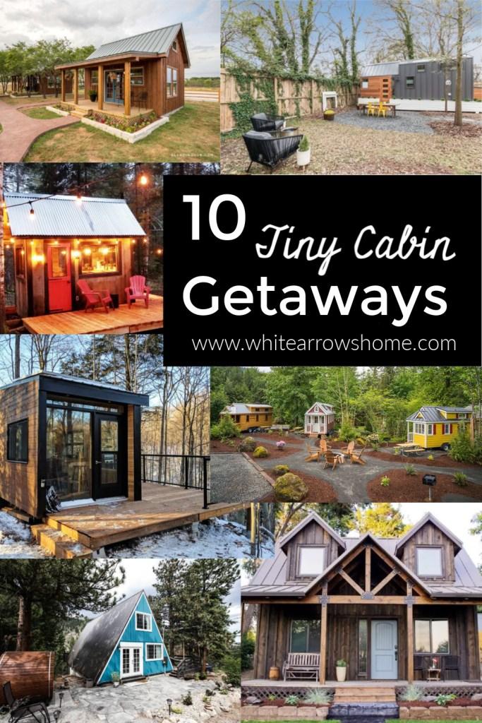 Tiny Cabin Getaways