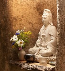 Green Gulch Buddha WA Site