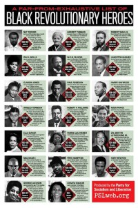 Black Revolutionary Heroes