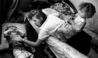 open society 90s urban poverty