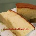Japanese Cotton Cheese Cake
