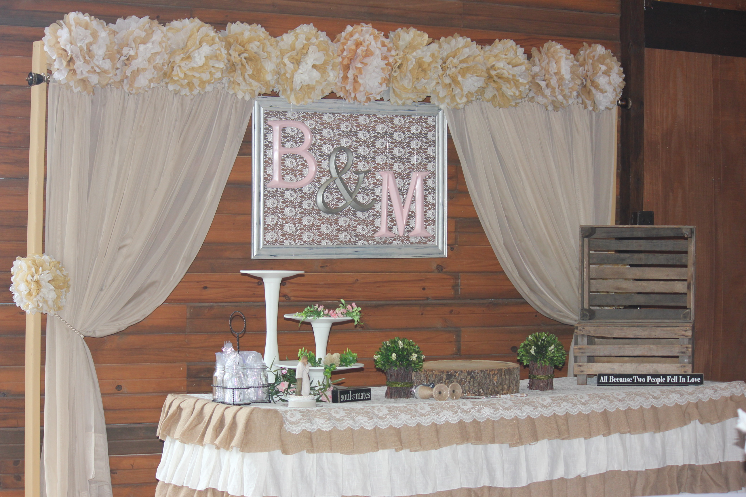 DIY Backdrops For Your Wedding Day?