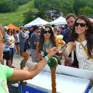 Sugarbush Brew-Grass Festival