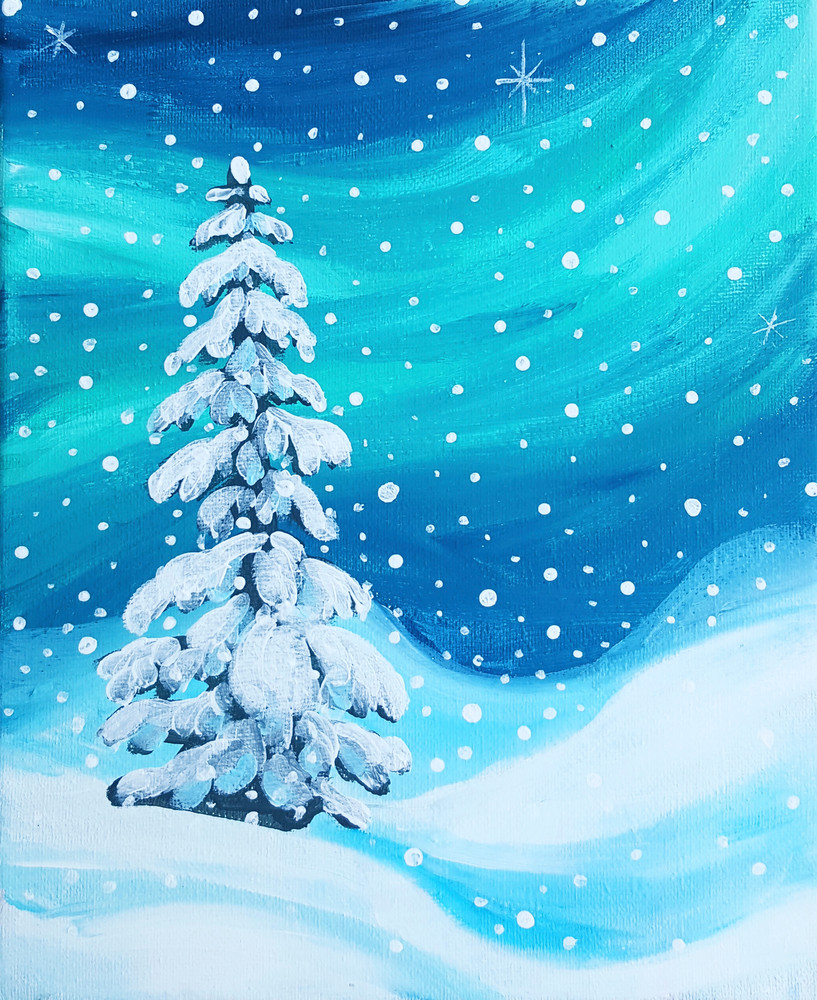 Image result for natasha bogar bolton valley paint night