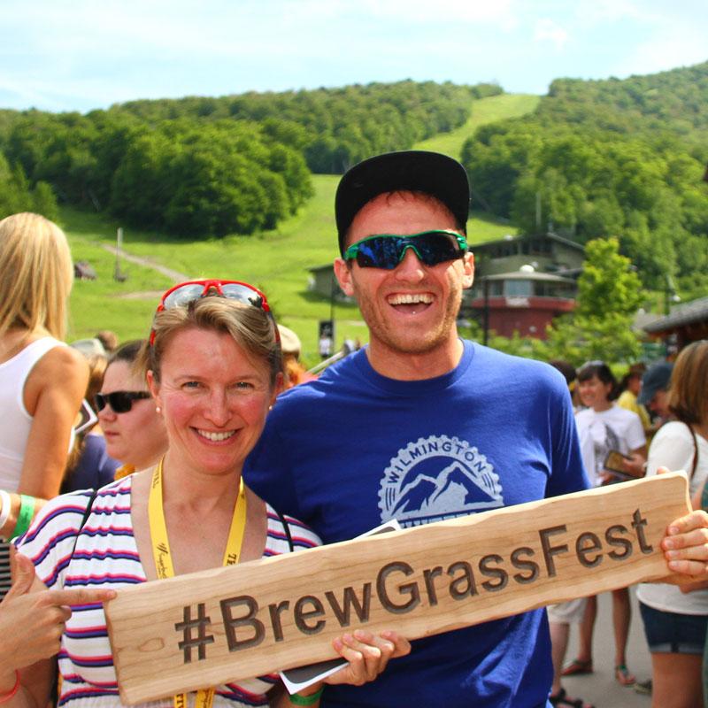 Brew-Grass Festival at Sugarbush