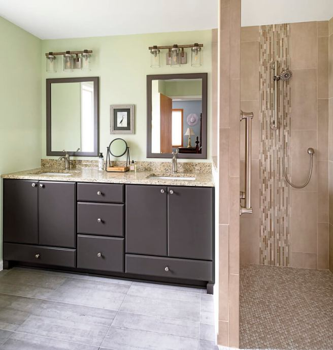Aging In Place Bathroom Design Features Eagan, MN