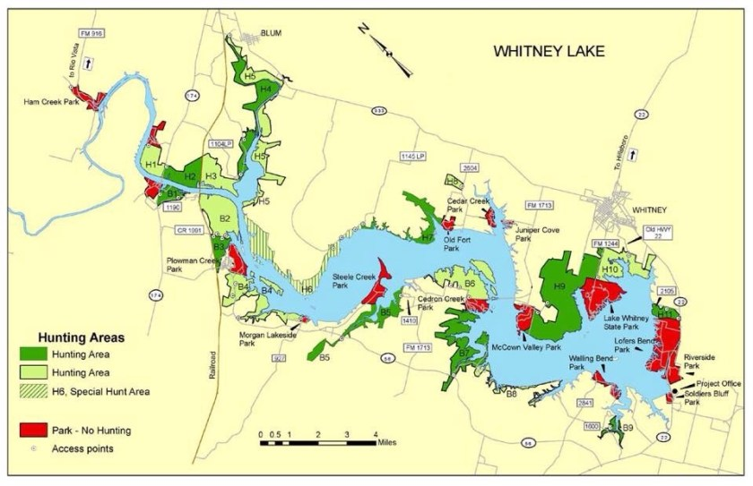 Lake Whitney